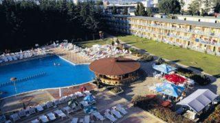Отель Continental Hotel 3* (Болгария, Солнечный Берег)
