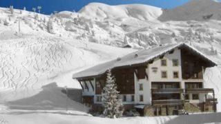 Лучшие горнолыжные курорты Европы Сент-Кристоф