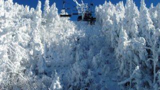Лучшие горнолыжные курорты мира Мон-Треблан