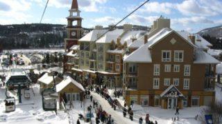Лучшие горнолыжные курорты мира Мон-Треблан 4