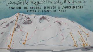 Лучшие горнолыжные курорты мира Укаймеден 5