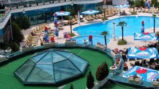 Отель Planeta Hotel 5* (Болгария, Солнечный Берег)