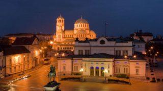 Столица Болгарии Софии.