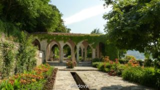 Достопримечательности Болгарии Балчик. Храм на воде Нимфеум