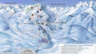 Отличные условия для отдыха предлагает горнолыжный курорт Банско (Болгария).