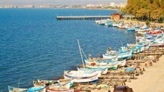 Город-курорт Поморие (Болгария)