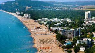 Один из популярнейших курортов Болгарии – Албена