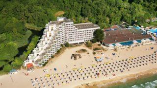 Город Албена – курортный комплекс в северной части болгарского побережья Черного моря.