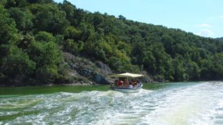 Болгария. Путешествие по реке Ропотамо.