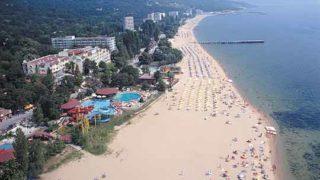 Золотые Пески Болгарии — одно из популярнейших курортных мест в Европе.