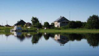 Гостевые дома в деревне Гарницы. Здесь всего 4 гостевых дома, малолюдно