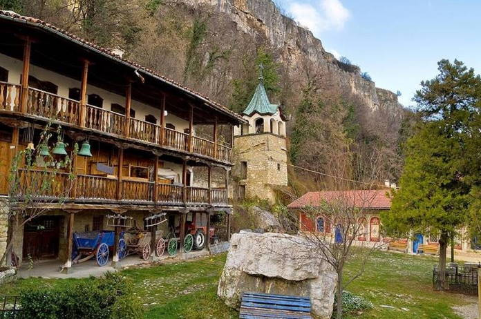 Preobrazhenskij-monastyr-Bolgarija