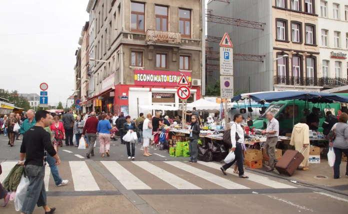 Достопримечательности столицы Бельгии Брюссель