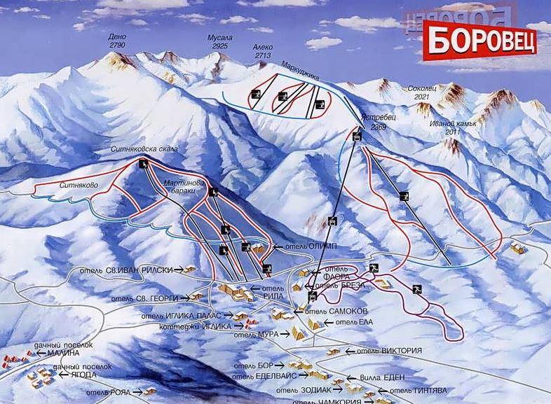 Bórovec_gornolyzhnyj_kurort_Bolgarii_1