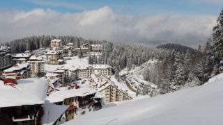 Большая часть Родопского горного массива располагается в Болгарии