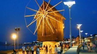 Старейший город Болгарии Несебр позволит открыть все возможные грани туризма