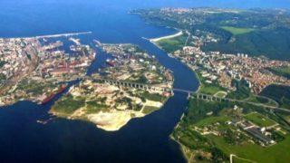 Варна — портовый и курортный город Болгарии