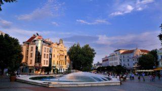Варна — один из самых востребованых болгарских курортов.