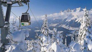Лучшие горнолыжные курорты Европы Шамони