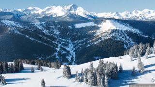 Лучшие горнолыжные курорты мира Вэйл (штат Колорадо, США) 3