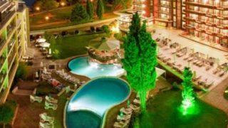 В каждом отеле Несебра есть:  Турецкая баня или сауна
