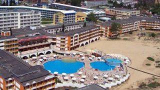Солнечный Берег — современный европейский развивающийся курорт.