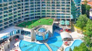 Самый бюджетный вариант хорошо отдохнуть в Болгарии – трехзвездочный отель