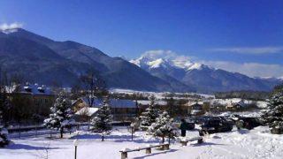 Известный горнолыжный и спа-курорт Добриниште расположен в Пиринских горах на высоте 810 м над уровнем моря.