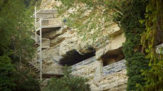 Аладжа — средневековый скальный монастырь в Болгарии