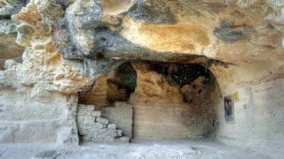 Аладжа. Древний скальный монастырь в Болгарии