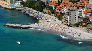 Город Поморие — Болгария, место курортного отдыха…
