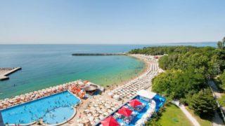 Болгария Курорт Святой Константин и Елена — лучшее место для любителей.