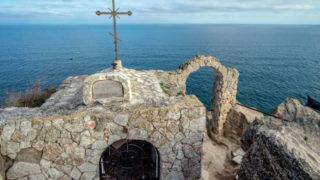 Часовня, посвященная святому Николаю на мысе Калиакра