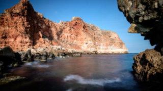 Залив Болата к северу от мыса Калиакра