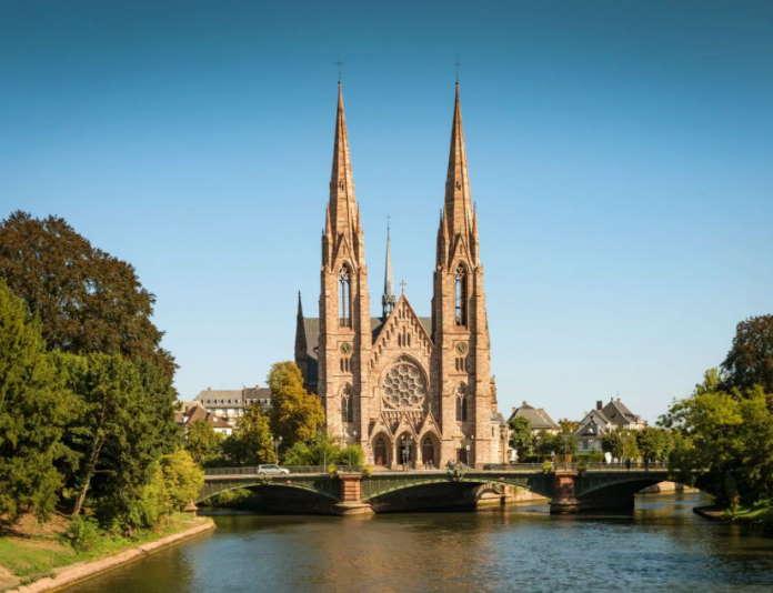 Страсбург Франция достопримечательности