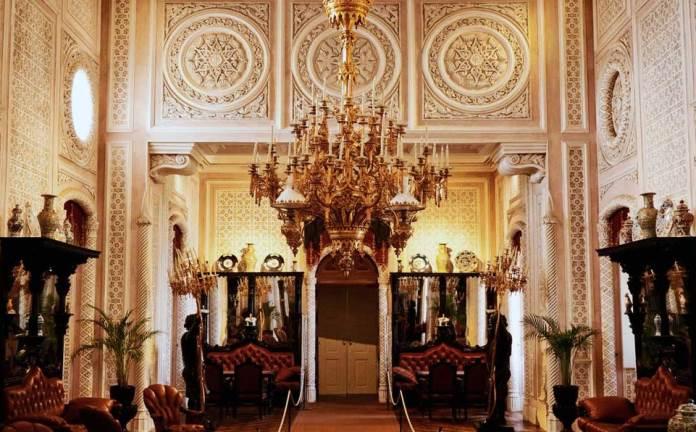 Дворец Пена Португалия