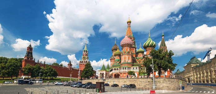 История храма Василия Блаженного на Красной Площади
