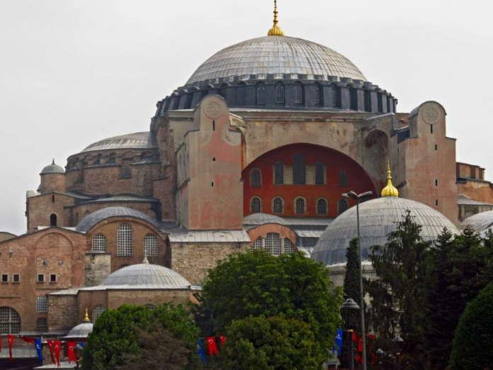 Собор Святой Софии в Стамбуле интересные факты