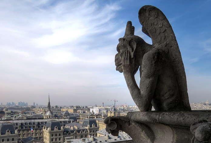 Собор Парижской Богоматери: история создания