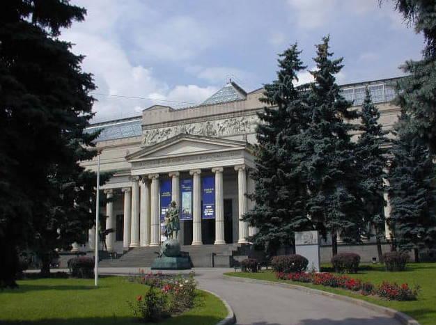 Самые лучшие, ведущие и известные художественные музеи России