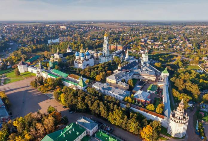 Золотое Кольцо России. Города, список, достопримечательности