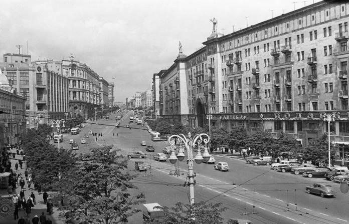 Достопримечательности Тверской улицы в Москве